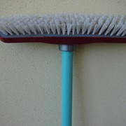 Щётка для пола с коротким ворсом ЕЛЕНА,Konex. фото