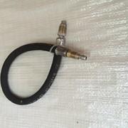 Шланг топливный 2 штуцера диам. 8мм дл. 0,7 м ГОСТ 10362-76 фото