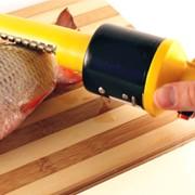 Рыбочистка электрическая ЭРЧ-1, прибор для чистки рыбы, очистка рыбы, продажа, поставка, Украина фото
