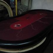 Покерные столы на заказ фото