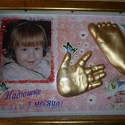 Слепки рук детей и взрослых 2D и 3D композиции рук влюбленных. фото