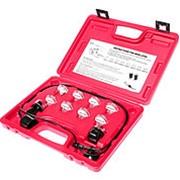 Набор индикаторов и адаптеров для проверки сигналов электронных систем впрыска (TBI, PFI, SCPI, MULTEC2, BOSCH2) в кейсе фото