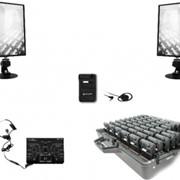 Одноканальный комплекс аппаратуры для синхронного перевода речи АСП-1 фото
