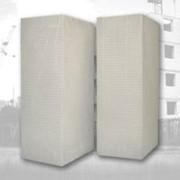 Блоки из ячеистого бетона марка D400 фото