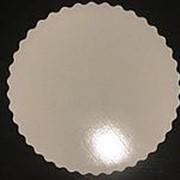Подложка (подставка, основа) из картона 28 см фото