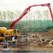Доступные Бетононасосы ,Автобетононасосы с бетоносместителем Putzmeister,машина бетононасосная фото