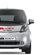 Автомобиль Mitsubishi i-MiEV фото