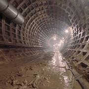 Строительство метрополитенов фото