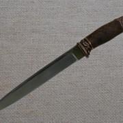 Нож из булатной стали №1 фото