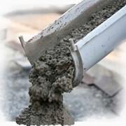 Товарный бетон марки М-350 В25 фото