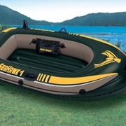 Лодка надувная (193 x 108 x 38 см) Intex 68345, Лодки надувные фото
