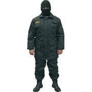 Костюм охранника зимний фото