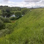 Участки земельные на берегу реки фото