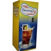 Торговый автомат для продажи горячих напитков фото