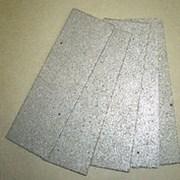 Пластины антифрикционные из спеченных материалов на железной основе АЛМЖ ЖГр3ДФК фото