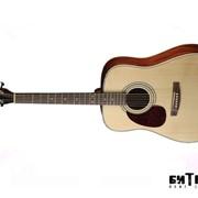 Левосторонняя акустическая гитара Cort Earth70 LH (NS) фото