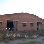 Нежилое здание (бывший коровник) фото