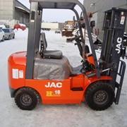 Автопогрузчик дизельный вилочный JAC CPCD18 фото