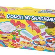 Пластилин-тесто Happy dough Закусочная + мороженое фото