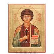 Икона св. вмч. Пантелеимон Целитель Артикул: 001007ид9001 фото