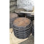 люки чугунные вес 90 кг ГОСТ 3634-99 фото