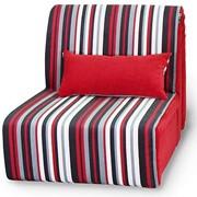 Стильное современное Кресло-кровать АКВАРЕЛЬ ширина 90см фото