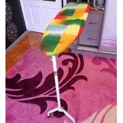 Дешевая гладильная доска т-образная из фанеры 35см ширина фото