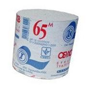 Туалетная бумага Primo ЧАЛТЫРЬ 65, 1-сл. без втулки (48шт/уп) аналог Обухова фото