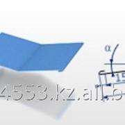 Внутренний Элемент Конька У1 — № 2 для сэндвич-панелей фото