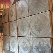 Плитка тротуарная лотос 3 см фото