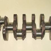 Рихтовка (правка) коленчатых валов фото
