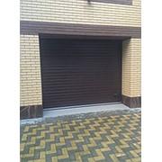 Ворота RYTERNA TL гаражные подъемно-секционные из сэндвич-панелей 2500х2650 фото