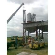 Монтаж зерноочистительного оборудования!!!! БЦС-25;БЦС-50;САД;Алмаз; Нории и т.д. фото