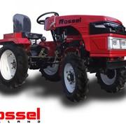 Мини-трактор Rossel XT-152D с блокировкой дифференциала фото