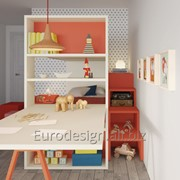 Мебель для детской комнаты room 09 фото