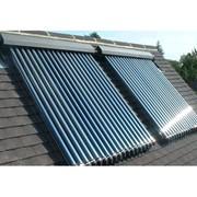 Проектирование систем нагрева воды солнечными коллекторами фото