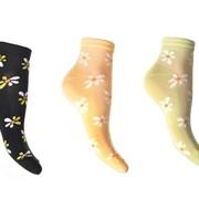 Женские хлопковые носки (демисезонные). Артикул 205 фото