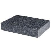 Губка для шлифования 100x70x25 мм, оксид алюминия К120 INTERTOOL HT-0912 фото