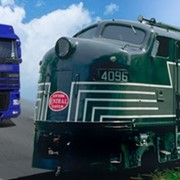Автомобильная и ж/д доставка контейнеров из портов/в порты фото