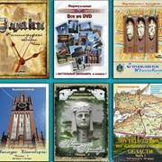 DVD- и CD-диски о Калининграде фото