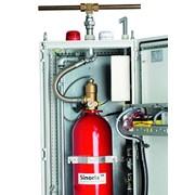 Системой пожарной безопасности Sinorix™ Compact фото