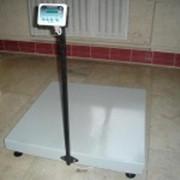 Весы электронные платформенные ВСП-1000 фото