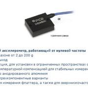 Датчики для измерения флаттера, бафтинга и коэффициента запаса прочности фото