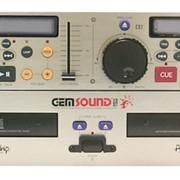 Проигрыватель компакт-дисков Gem Sound CD-65 II фото
