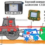 Система дифференцированного внесения удобрений AGROCOM VRA фото