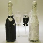 Одежда для шампанского на свадьбу фото