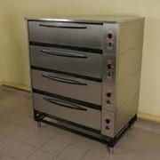 Шкаф пекарский 4-х секц. ЭШ-4к фото