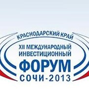 Транспортное обслуживание Экономического Форума в Сочи 2013 фото