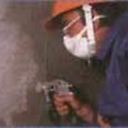 Нанесение огнезащитных покрытий фото