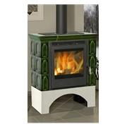 Кафельная печь Fireplace Lili фото